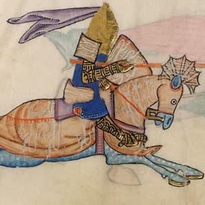 Raoul de Soissons, le chevalier aux trois croisades