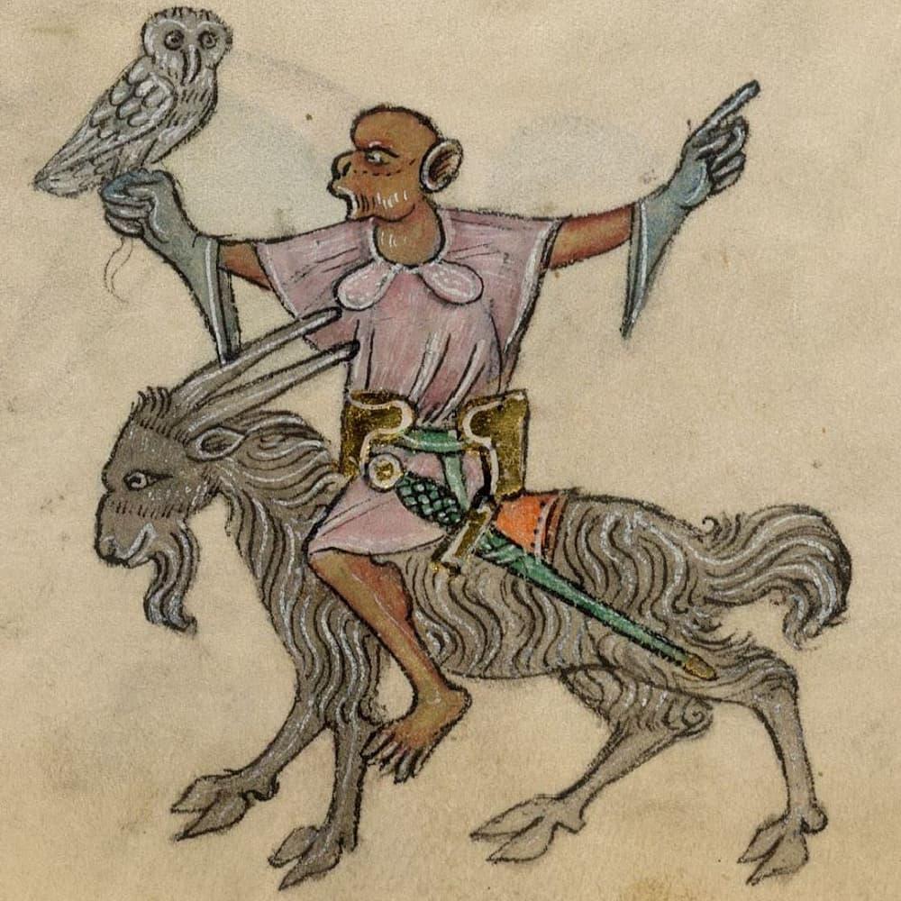 Bouc et misère, une légende de croisade