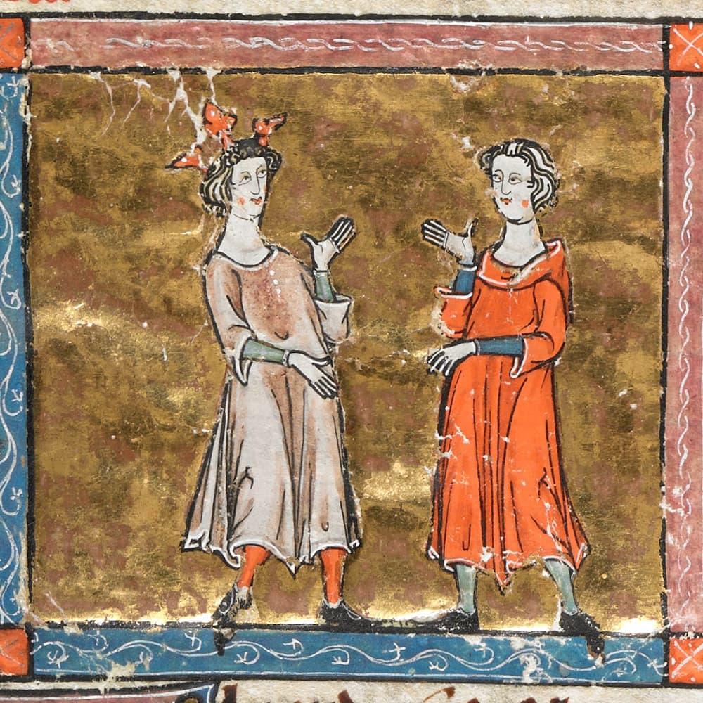 Balade au cœur d'un manuscrit et propos cavaliers